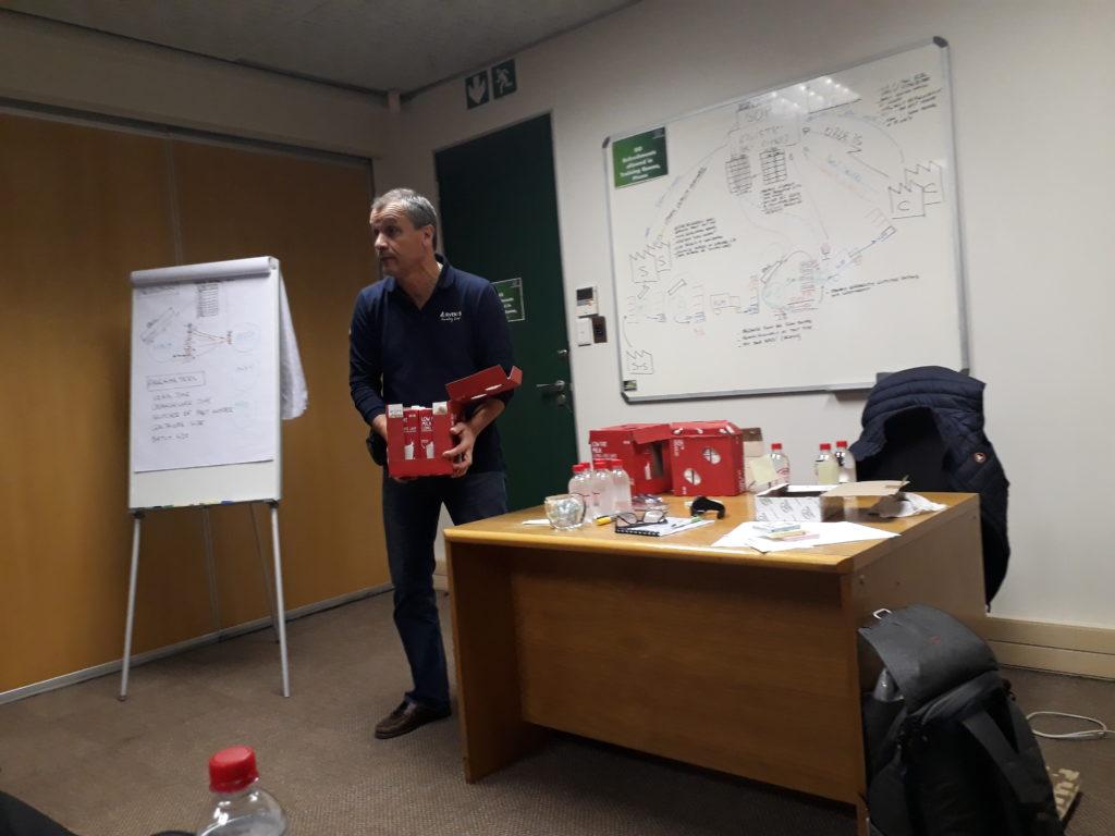 arturo mazzolini lecture lean concepts